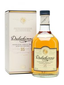 Dalwhinnie 15 Years Old Schottland Highlands Scotch Single Malt