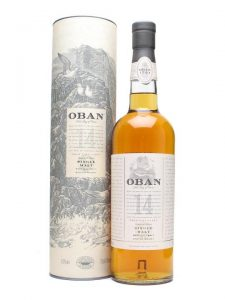 Oban 14 Years Old Schottland West Highlands Scotch Single Malt