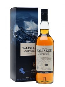 Talisker 10 Years Old Schottland Insel Skye Scotch Single Malt