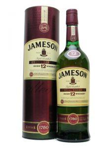Jameson 12 Years Old Irish Whiskey Irland Midleton in der Nähe von Cork Irish Blended Whiskey
