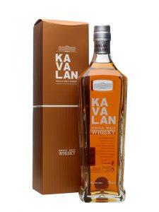 Kavalan Single Malt Whisky Taiwan Yilan Single Malt