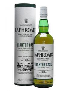 Laphroaig Quarter Cask Double Cask Matured Schottland Islay Scotch Single Malt