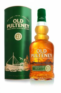Old Pulteney 21 Years Old Schottland Northern Highlands Scotch Single Malt