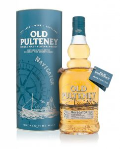 Old Pulteney Navigator Schottland Northern Highlands Scotch Single Malt