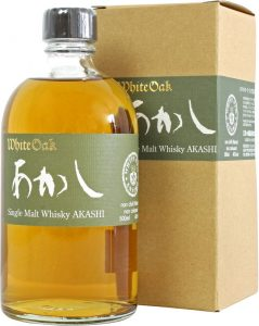 Akashi Japanese Single Malt Whisky White Oak Distillery Japan Single Malt Whisky