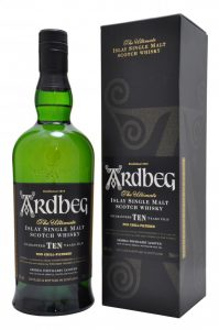 Ardbeg 10 Years Old Schottland Islay, Südküste Scotch Single Malt