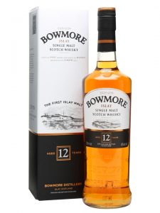 Bowmore 12 Years Old Schottland Islay Single Malt Scotch