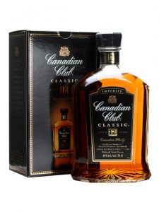 Canadian Club Classic 12 Years Old Kanada Region: Walkerville, Ontario Canadian