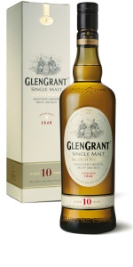 Glen Grant 10 Years Old Schottland Highlands Speyside Single Malt Scotch