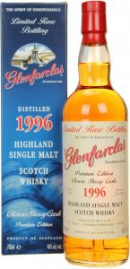 Glenfarclas Oloroso Sherry Casks 1996/2015 Schottland Highlands Speyside Single Malt Scotch