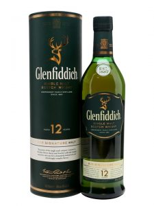 Glenfiddich 12 Years Old Schottland Highlands, Speyside, Dufftown Single Malt Scotch