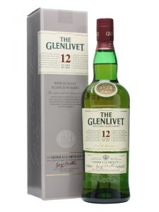 The Glenlivet 12 Years Old Schottland Highlands Speyside Single Malt Scotch