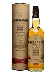 Knockando 12 Years Old Schottland Highlands (Speyside) Single Malt Scotch