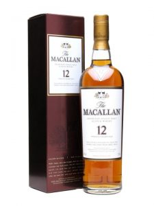 The Macallan 12 Years Old Schottland Highland, Speyside Single Malt Scotch