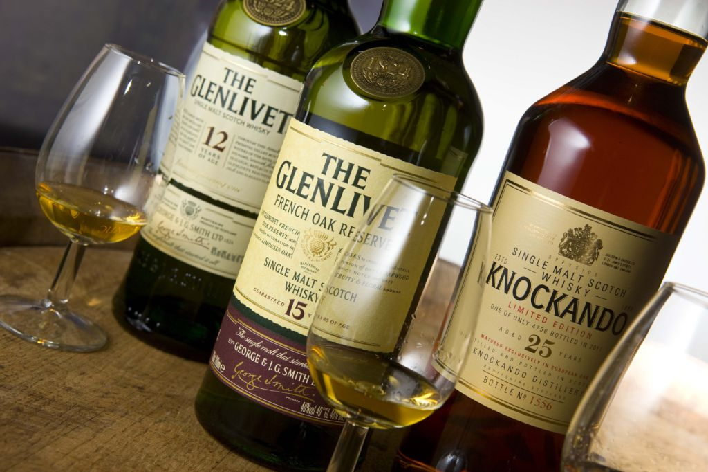 Whisky Tasting – Single Malt Scotch Klassiker