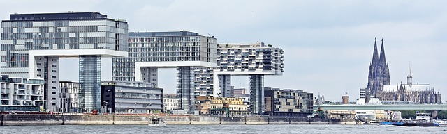 Architektur in Köln - genussvoller Ausblick für Whisky-Tastings