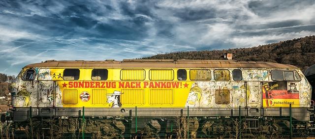 Zum Berlin-Tasting mit dem Sonderzug nach Pankow
