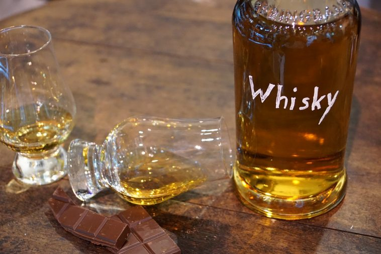 Whisky oder Whisky?