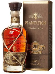 Plantation Barbados Rum Extra Old 20th Anniversary