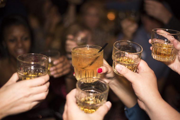 Feiertage des Whisky